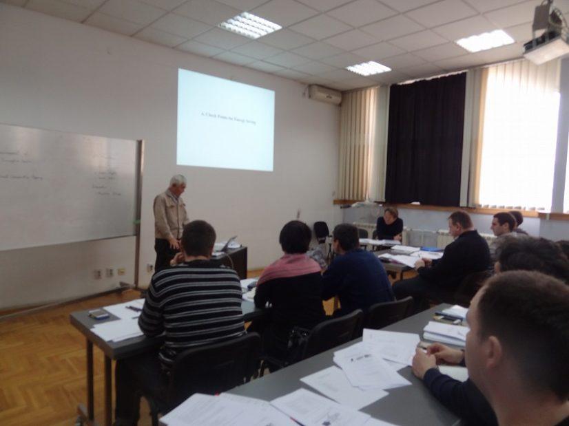 セルビア 省エネルギープロジェクト JICA